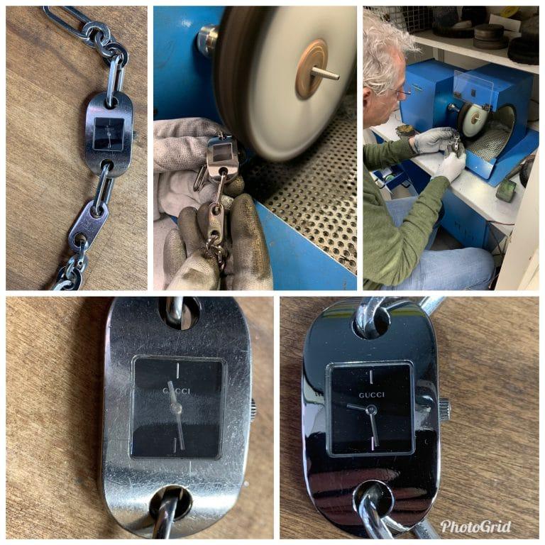 Juwelier Jos Horloge glas repareren