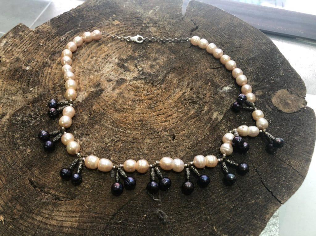Juwelier Jos Sieraden knopen en Sieraden rijgen