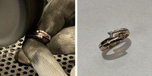 Juwelier Jos hoe wordt een ring gesmeden