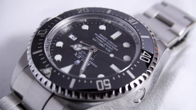 Juwelier Jos Schroef horloge vervangen