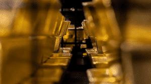 Recordhoeveelheid goud naar ETF's in 2020