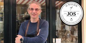Goudsmid Jos zit 40 jaar in het vak: 'Ik begon aan de Wilhelminastraat met Juwel Art & Ribelli'